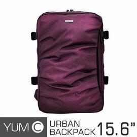 【愛瘋潮】美國 Y.U.M.C. Haight 城市系列 Urban Backpack 筆電後背包 筆電包 可容納15.6寸筆電