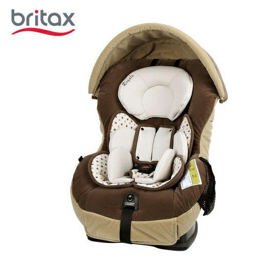Britax - Royale 0-4歲汽車安全座椅(汽座) -咖啡圓點 0