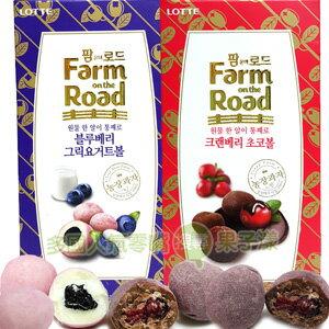 *即期促銷價*韓國 Lotte 樂天 田園巧克力球[KR217] 0