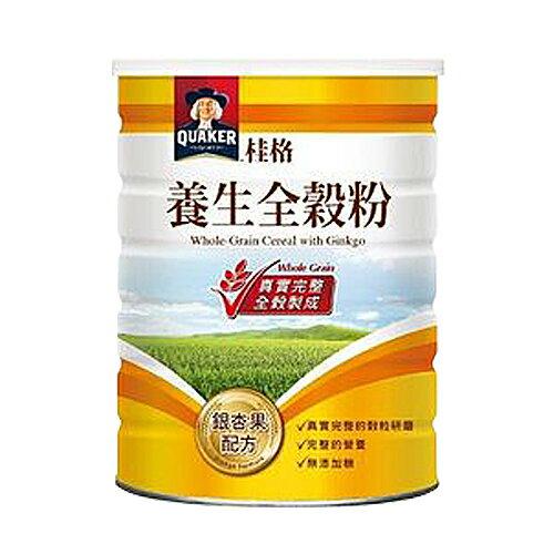 QUAKER桂格  養生全穀粉(銀杏果配方)600g