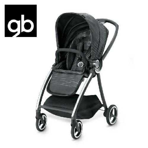 【goodbaby】MARIS 頂級嬰兒手推車 - 經典黑 0