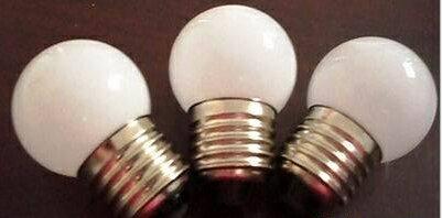 LED球泡燈-E27頭-0.5W小夜燈..神明燈.數量有限.要買要快