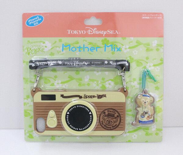 迪士尼海洋限定Duffy手機殼(i5/5s)