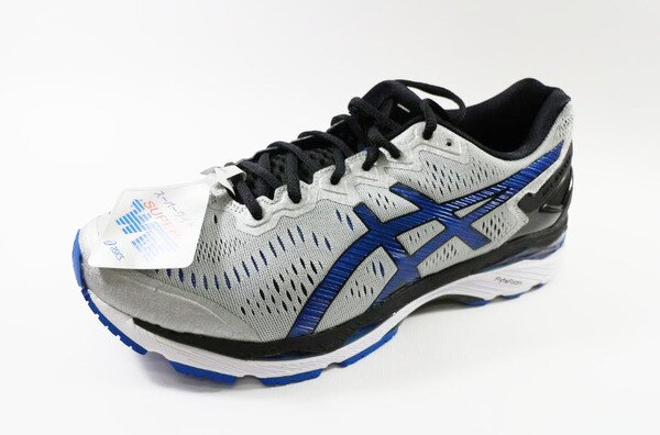 ASICS 亞瑟士 男款慢跑鞋 GEL-KAYANO 23 (4E) T648N-9345 [陽光樂活]