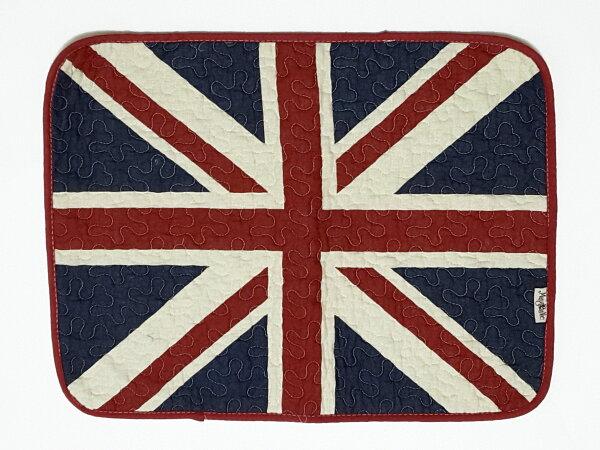 La maison生活小舖《簡約國旗拼布地墊腳踏墊》英國國旗圖案 吸水防滑 清洗方便 寵物毛小孩也適用 地墊/軟墊/腳踏墊/止滑墊/吸水墊/拼布墊