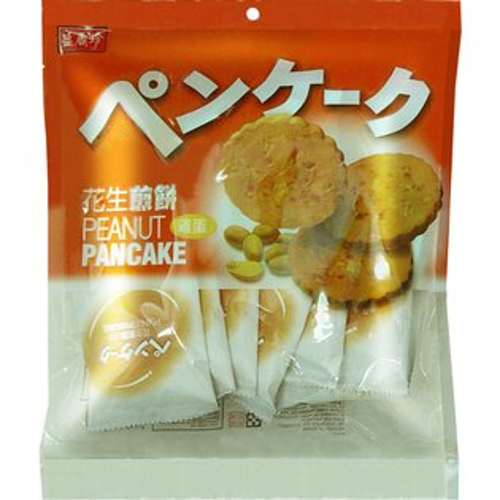 《盛香珍》花生煎餅185gX10包入(箱)