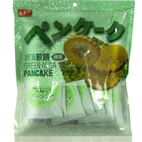 《盛香珍》綠藻煎餅185gX10包入(箱)