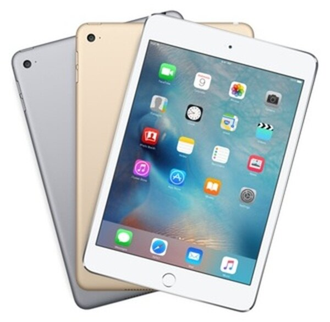 Apple iPad mini4 64GB LTE版 8吋平板 灰/銀/金 三色 Retina 顯示器 台灣公司貨