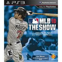 索尼推薦到【Playwoods】[PS3遊戲]美國職棒大聯盟 職業棒球2010:MLB The Show 10 (英文亞版1080P-普級-支援震動)