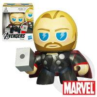 漫威英雄Marvel 周邊商品推薦【Playwoods】[復仇者聯盟Avengers]Mini Muggs-酷版 雷神索爾Thor迷你 公仔(現貨-驚奇英雄Marvel超人/鋼鐵人3/Iron Man3)