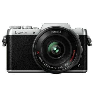 【純米小舖】panasonic LUMIX GF8+14-42mm X鏡 微單眼 (公司貨)-黑色系