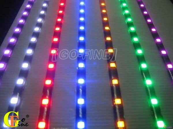 【GO-FINE夠好】LED條燈 led條燈 條燈12伏特12V 30公分 30CM 5050SMD A級晶體車眉車門車底室內燈牌照燈氣氛燈第三煞車燈 台灣製 高亮度