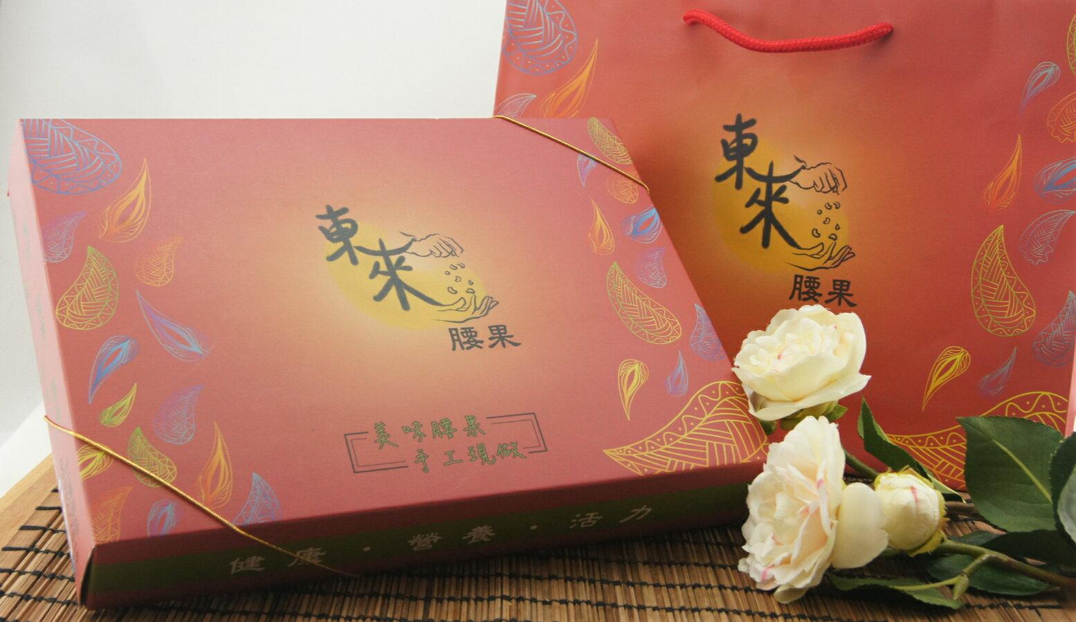 《東來腰果》【袋裝300g-蜜汁】~香酥清脆超甘甜 5