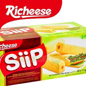 Richeese瑞奇 金磚玉米棒烤玉米口味 盒裝[IN003] 0