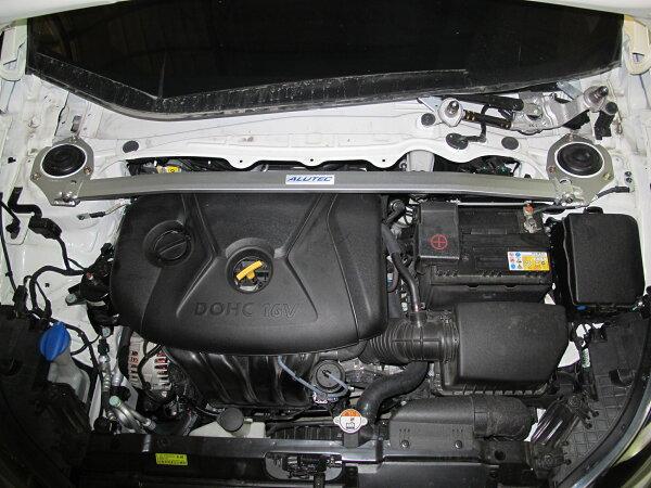 HYUNDAI 現代汽車引擎室拉桿 for 2012~ NEW ELANTRA 1.8  (ALUTEC)