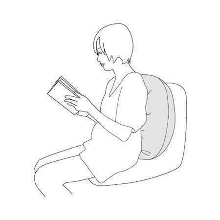 『121婦嬰用品館』unilove 哺乳枕 - 粉 3