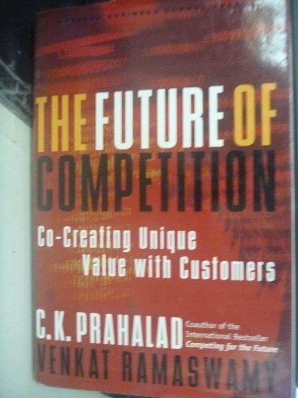 ~書寶 書T8/財經企管_ZEE~The Future of Competition ~
