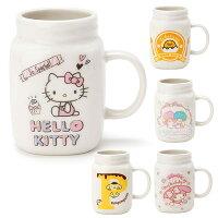 雙子星周邊商品推薦到KITTY美樂蒂雙子星布丁狗蛋黃哥陶瓷馬克杯禮盒牛奶杯718995海渡