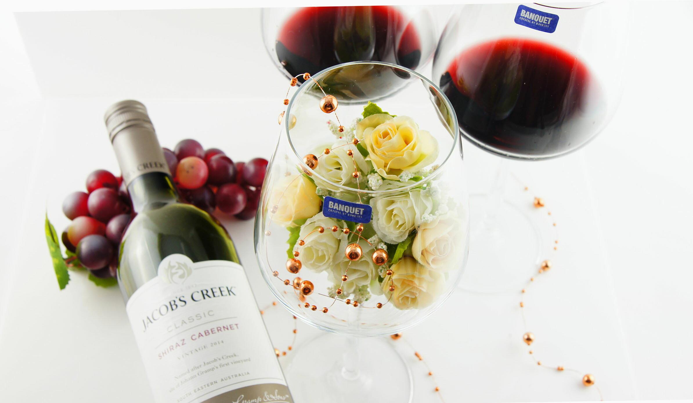 【曉風】Banquet Crystal 捷克水晶白葡萄酒杯*白酒杯 715ml (6入/盒)★美食家典藏版 3