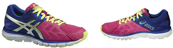 (特價) ASICS 日本亞瑟士 女款 慢跑鞋 GEL-ZARACA 3 T4D8N-2093 [陽光樂活]