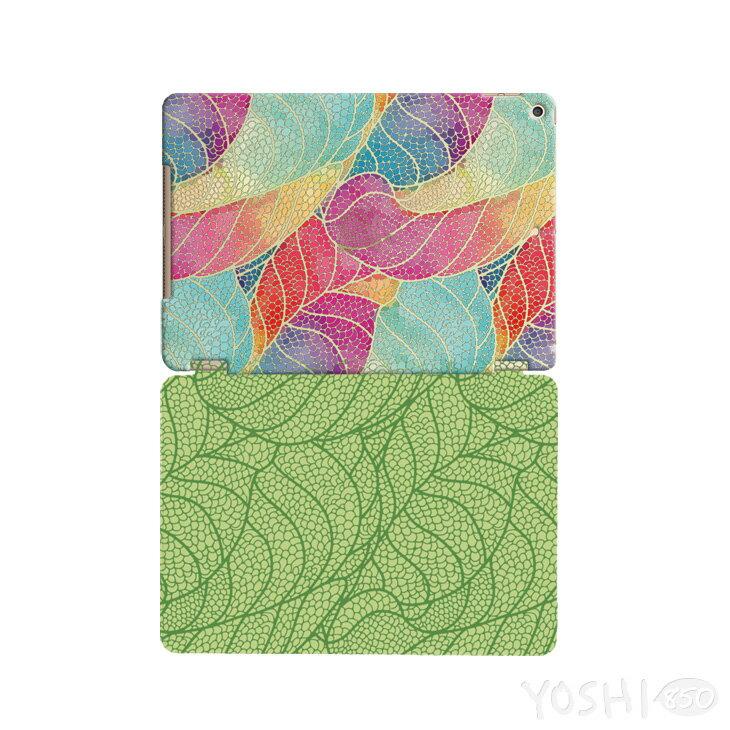 逆轉GO系列- 365好日子-【四季之歌(綠)】:《iPad / iPad Air / iPad Mini 》水晶殼+Smart Cover(磁桿)