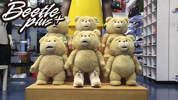 BEETLE TED 2 熊麻吉 泰德 24吋 R級版 BAIT 娃娃 公仔 玩偶 聖誕禮物 泰迪熊 BEAR 發聲玩偶 FUN-13 1