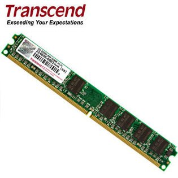*╯新風尚潮流╭*創見桌上型 2G DDR2-800 公司貨 終身保固 TS256MLQ64V8U