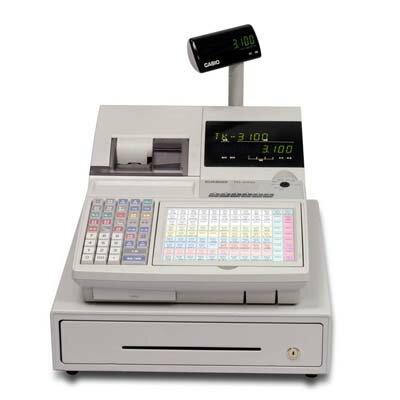 卡西歐CASIO TK-3100 二聯式發票收銀機 - 限時優惠好康折扣