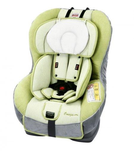 Britax - Omega 0-4歲汽車安全座椅(汽座) -綠 - 限時優惠好康折扣