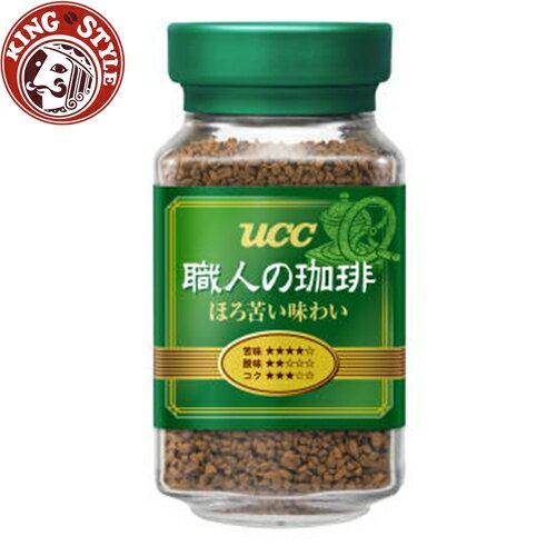 金時代書香咖啡【UCC】職人香濃綜合即溶咖啡 90g