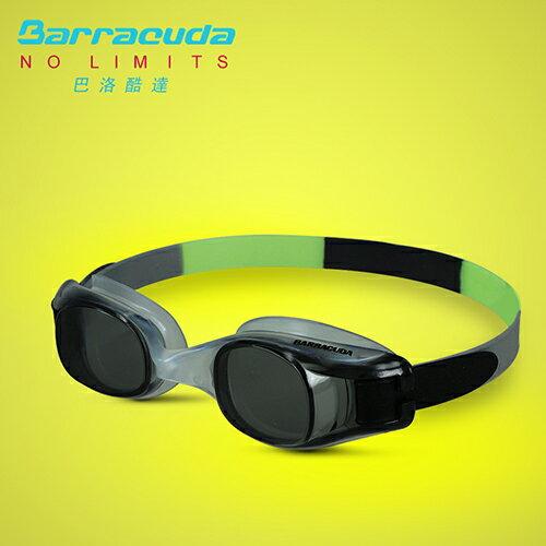 美國巴洛酷達Barracuda青少年運動型抗UV防霧泳鏡-FRENZY#12755 2