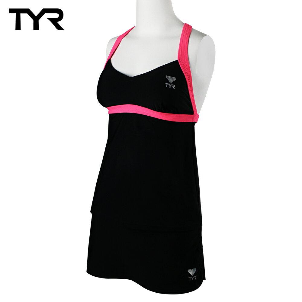 美國TYR女用修身兩件式泳裝Seymour V-neck Tank Set 台灣總代理 0