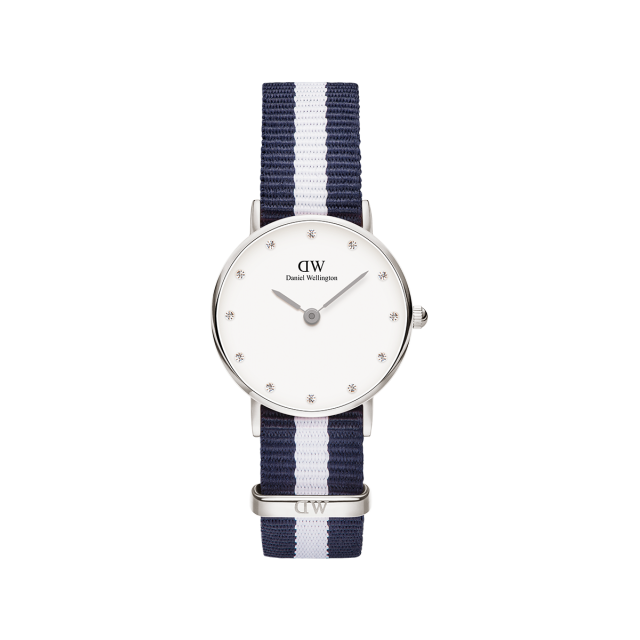【Daniel Wellington】DW手錶CLASSY GLASGOW 26MM(免費贈送另一組表帶) 0