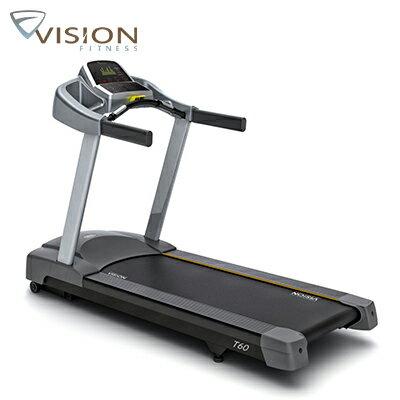JOHNSON喬山 VISION電動跑步機 T60《商用俱樂部》