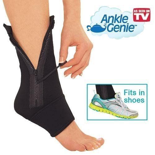 Ankle Genie 腳踝保健襪 腳踝保護套 (單腳)