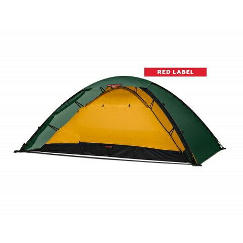 ├登山樂┤瑞典HILLEBERG  紅標 UNNA 溫拿 輕量一人帳篷 綠 # 012811
