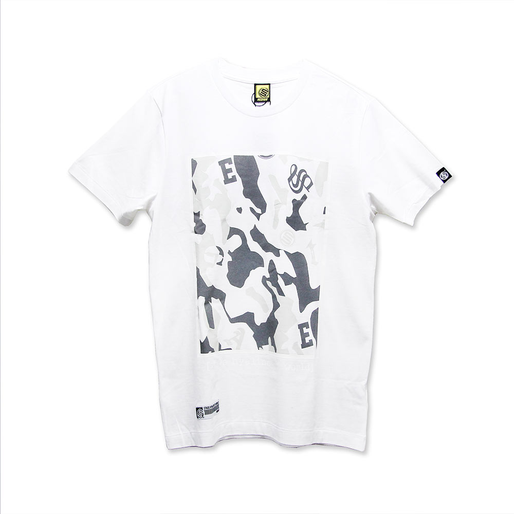 STAGE COMPLEX BOX SS TEE 黑色 / 白色 兩色 3