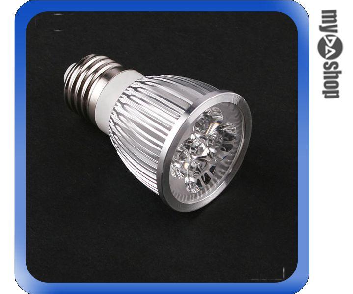《DA量販店》全新 居家 生活 節能 E27 大功率 5*1W LED射燈 梅花 燈泡 帶IC (17-1321)