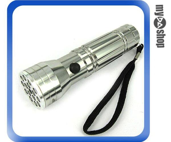 《DA量販店》全新 高亮度 戶外旅遊 夜間照明 15+1 迷你LED燈 手電筒 (17-584)