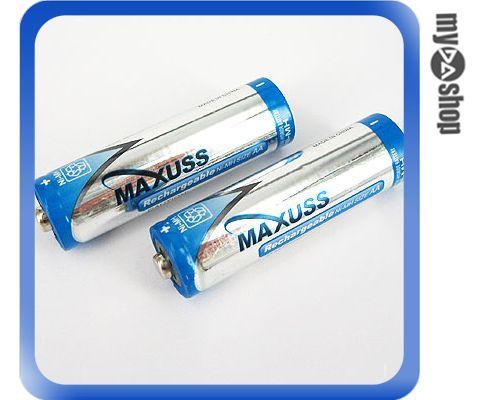 《DA量販店》MAXUSS 1.2V 3號 AA 大容量 2800mAh NI-MH 充電電池 (19-112)