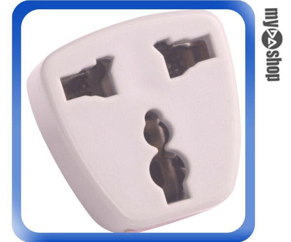《DA量販店》全新 中國 10A 插頭轉換 2插腳 插頭/轉接頭 (19-198)