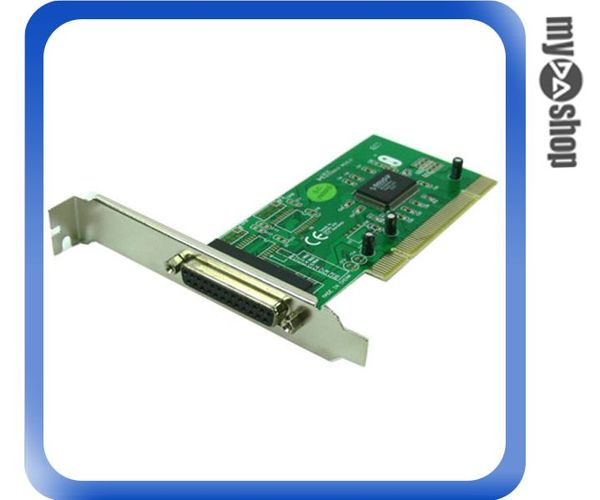 《DA量販店A》全新 PCI 介面 LPT / 印表機 / DB25 /IEEE-1284 擴充卡 (20-036)