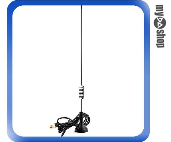 《DA量販店A》全新 小吸盤天線 SMA接頭(公) 無線天線 無線傳輸 長15CM (20-861)