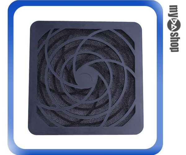 《DA量販店》全新 12cm 風扇 防塵網 防塵罩 組合 防塵 阻擋灰塵不擋風 (23-333)