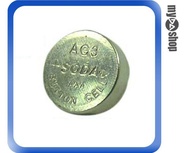 《DA量販店F》全新 10顆 AG3 L736 RW37 V384 1.5V 鈕扣 / 水銀電池 (24-004)