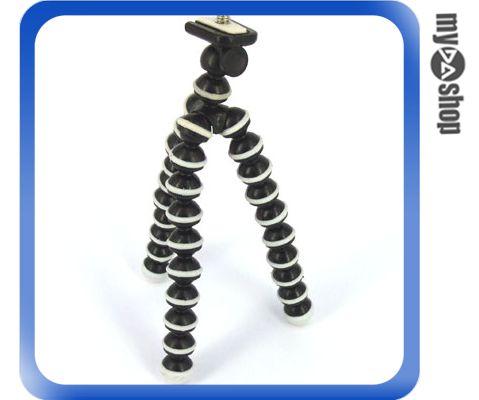《DA量販店C》抓力超 八爪章魚 三腳架 快拆雲台 巧小方便攜 可以調任意角 小 (36-195)