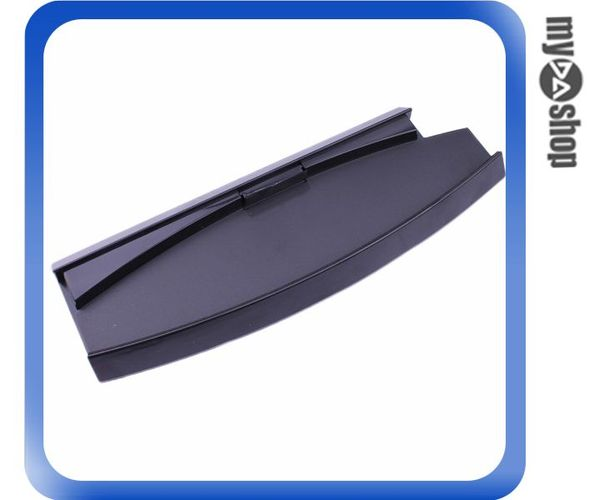 《DA量販店》Sony PS3 薄型主機 專用 直立支架 黑色款(77-066)