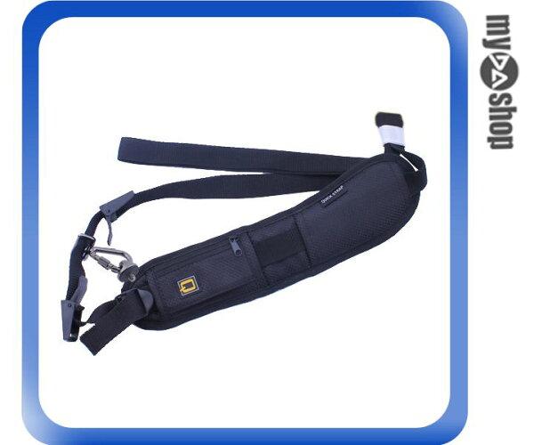 《DA量販店》單眼相機 背帶 減壓帶 肩背帶 適用 NIKON CANON SONY Olympus等(78-0350)