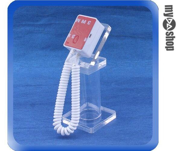 《DA量販店》iphone htc samsung sony 手機 防盜 展示架 展示座 支架(78-0998)