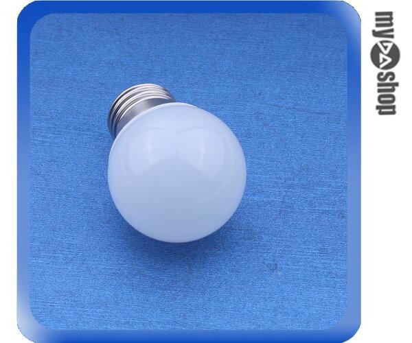 《DA量販店》E27 2W LED 暖白 燈泡 LED燈 節能燈 省電燈泡 AC85-265V 適用(78-2883)
